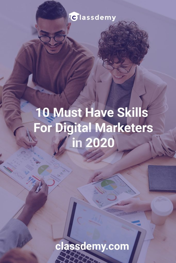 Hard Skills for Digital Marketers